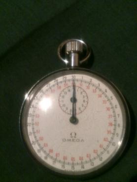 Vintage Omega Stopwatch