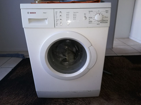 Bosch Maxx 7 Washing Machine