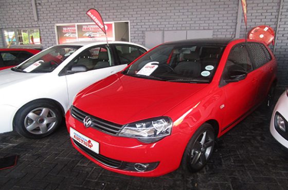 VW POLO GTS ON AUCTION