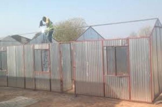 steel huts Pretoria sale, steel huts Kempton park, 0798603808, zozo huts Gauteng