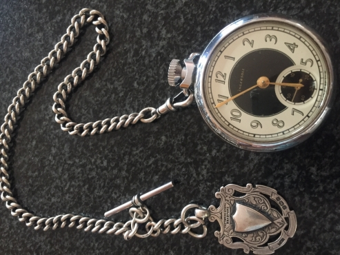 Antique Fob Watch for Sale