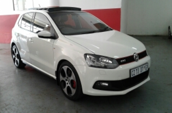 vw polo gti in cars in south africa junk mail. Black Bedroom Furniture Sets. Home Design Ideas