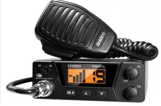Uniden PRO505XL 40 Channel 27Mhz CB Radio