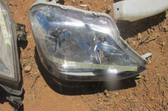 2014 Toyota Etios Right Headlight For Sale