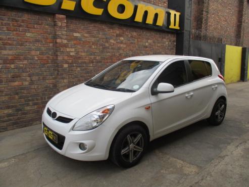 2012 Hyundai i20 1.4GL Auto