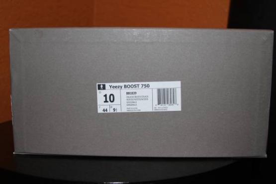 ADIDAS Yeezy 750 Boost Black
