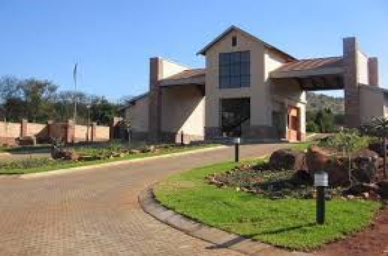 Stand for sale Buffelspoort Eco Estate