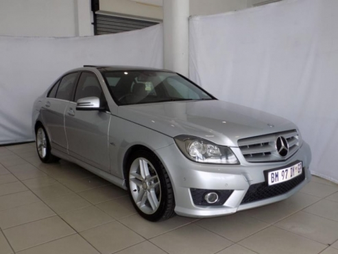 2011 mercedes-benz c-class c200 be avantgarde a/t for sale in