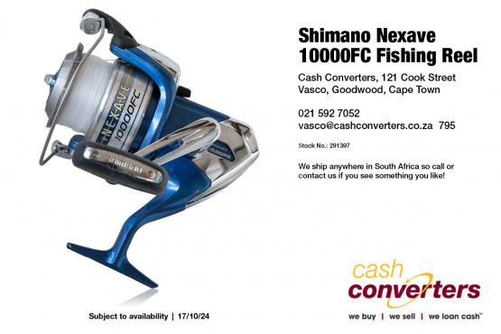 Shimano Nexave 10000FC Fishing Reel