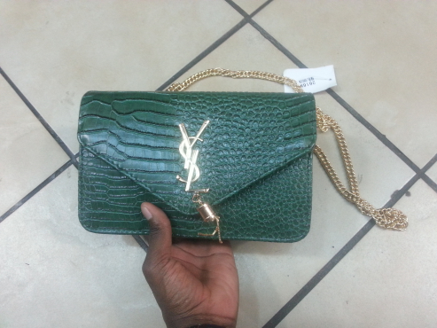 YSL Leather Designer Bag