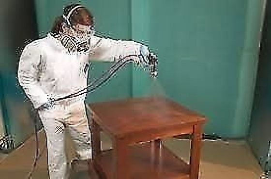 furniture spraypainters