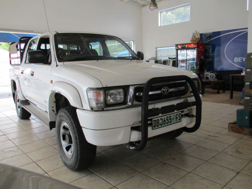Toyota Hilux 3.0 KZ-TE D/cab