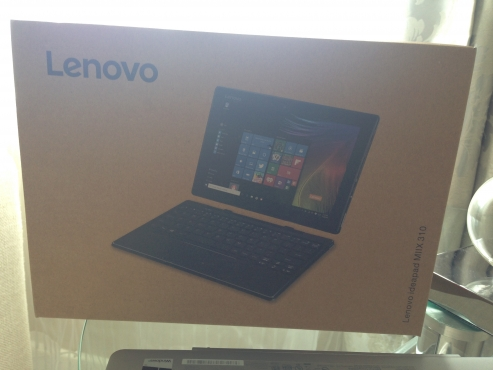 Lenovo laptop & tablet, multifunctional touch screen, 5months old