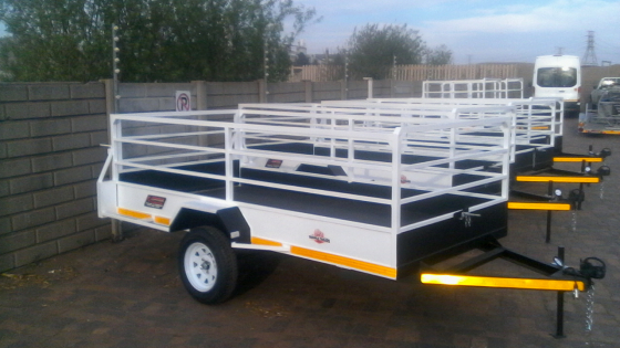 NEW 3M TRAILERS