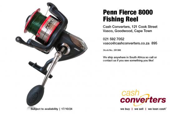 Penn Fierce 8000 Fishing Reel