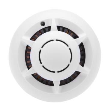 Smoke Detector Camera + WiFi + Infrared + Motion Sensor + Free 32GB