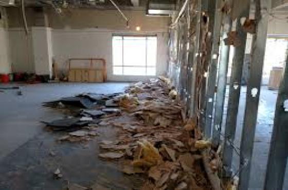 demolition & rubble removals johannesburg 082 636 6544