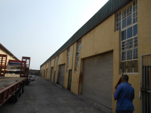 Phoenix Industrial Sectional Title Warehouse for Sale / to let.
