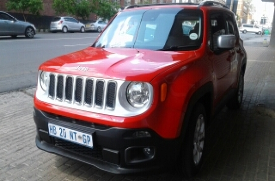Jeep Renegane 1.6 Sport
