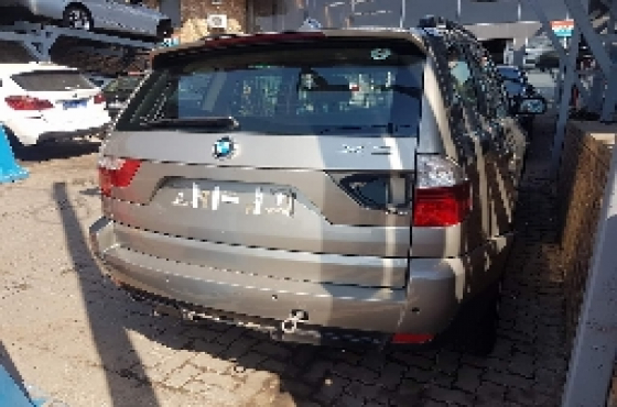 2008 BMW X3 Stripping For Spares