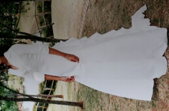 Vintage Styled wedding dress
