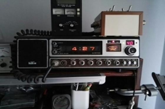 Stalker 15homebase cb radio