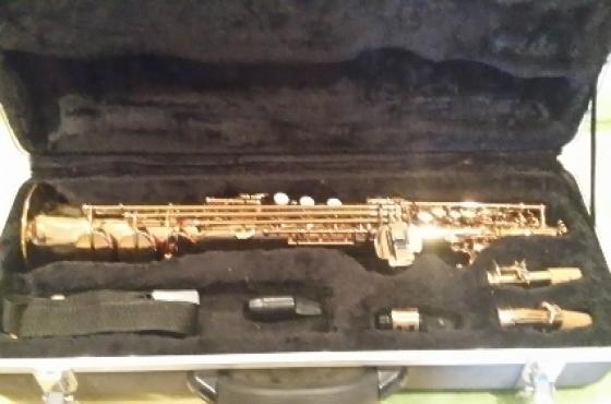 soprano saxephone