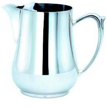 Milk jug and creamer