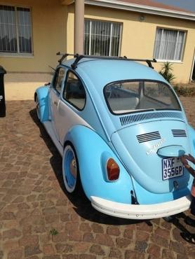vw beetle  school junk mail