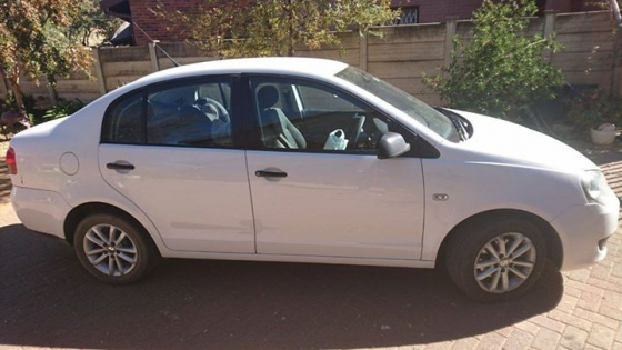2011 Polo Vivo Sedan Trendline