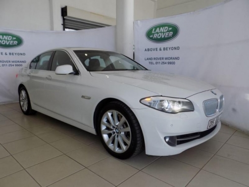 2013 Bmw 5 Series 535i Activehybrid Auto For Sale In Gauteng Junk Mail