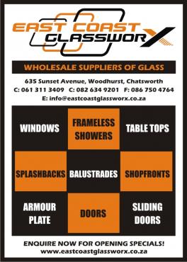 EAST COAST GLASSWORX