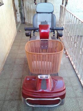 Shoprider scooter
