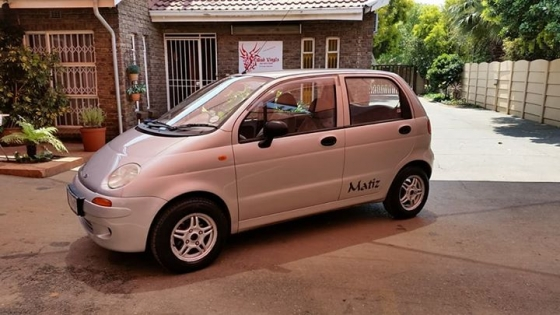 Daewoo in South Africa | Junk Mail