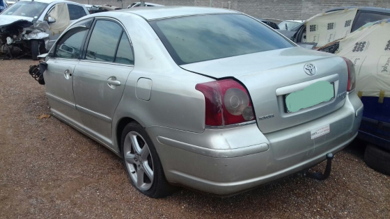 Toyota Avensis D4D Stripping For Spares