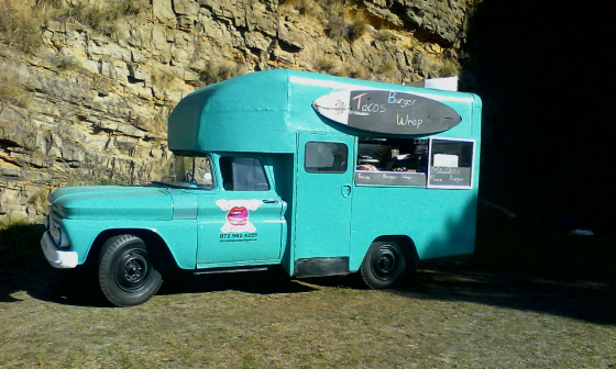 chevy C30 food truck for sale