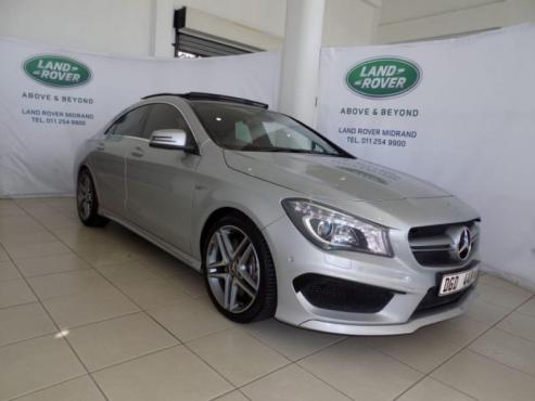 2014 Mercedes Benz CLA Class CLA45 AMG For Sale In Gauteng