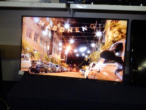 55 Samsung LED TV