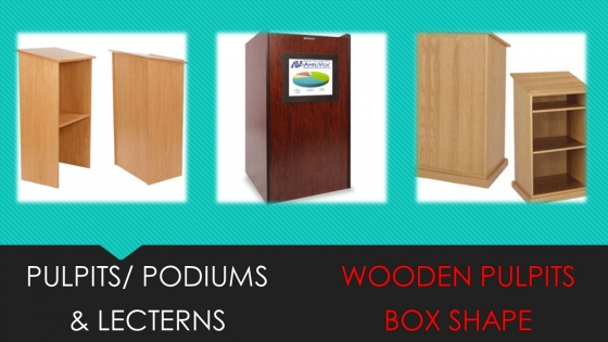 Eatery Podiums