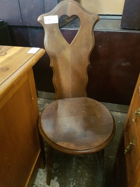 Antique chair/ stool