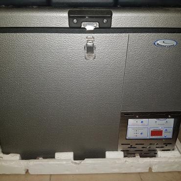 National Luna Car and Bar fridge