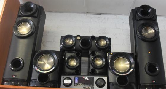 LG home theatre system S026697a #Rosettenvillepawnshop