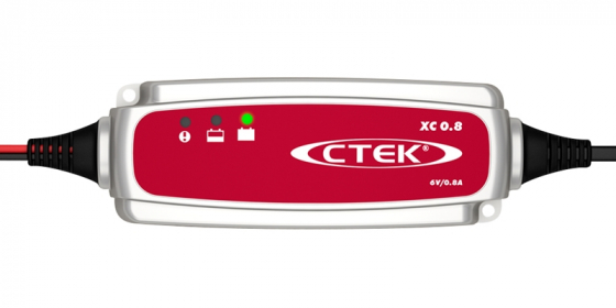 CTEK XC0.8 - 6V 0.8A Battery Charger - Maiden Electronics