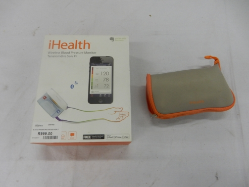 iHealth Blood Pressu