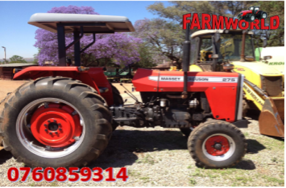 S2682 Red Massey Fer