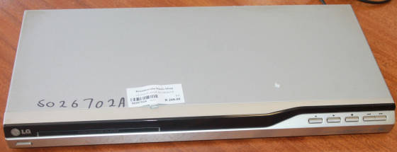LG DVD player S026702a  #Rosettenvillepawnshop
