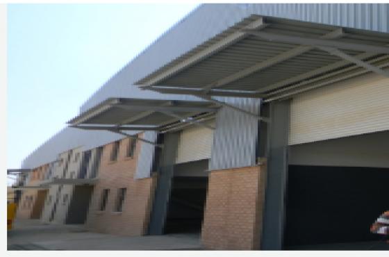 Modern Pretoria East warehouse