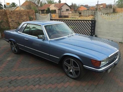 1977 mercedes benz 450 slc junk mail for Mercedes benz 450 slc