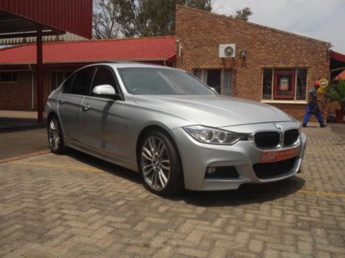 2013 BMW 320i M Sport Auto (F30)
