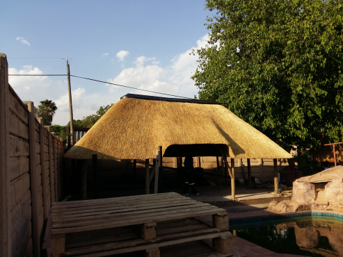 Affordable Lapas, thatch, thatch roof in gauteng